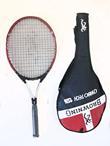 Browning Carbo Tech Ti 26 Junior Tennis Racket by Browning