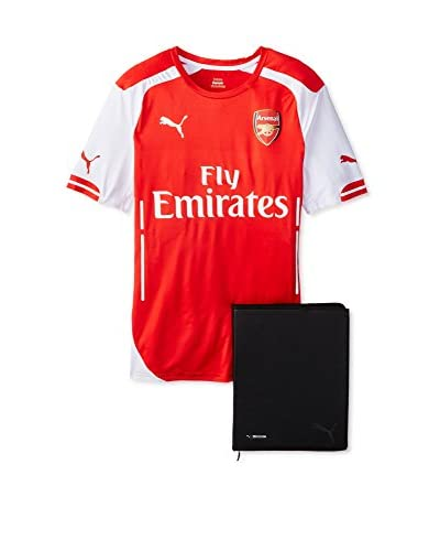 PUMA Men's Soccer Afc Authentic Home Shirt with Packaging