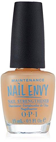 OPI Smalto per Unghie, Trattamento, Maintenance Nail Envy, 15 ml