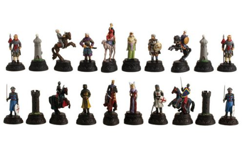 Crusade Chess Set