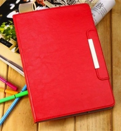 KolorFish iBook Corporate Series Smart Leather Flip Stand Case Cover for Apple iPad Air
