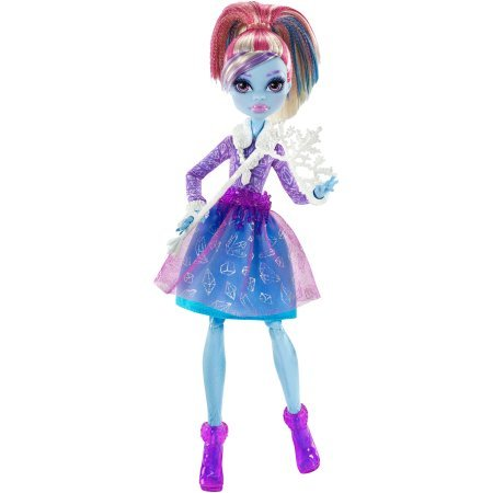MONSTER HIGH DVD THEME DOLL EXTENSION ABBEY