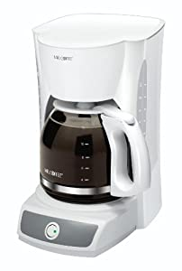 Mr. Coffee CG 12-Cup Switch Coffeemaker