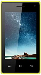Xillion Xone V200Y Dual Sim Andriod 4.4 KitKat Smart Phone with 1.2 GHz Processor, 2MP Camera and 3.5-inch screen (Yellow)