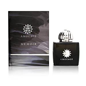 Amouage Eau de Parfum Spray, Memoir, 3.4 Ounce
