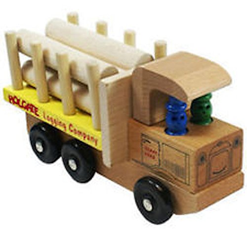 Holgate HZ645 Log Truck