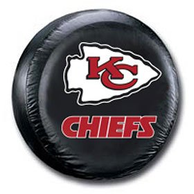 Kansas City Chiefs Black Tire Cover Best Gift by CSY