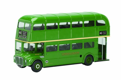 Mettoy MT00106 Green Routemaster Bus 1:36 Scale Tin Plate Vehicle