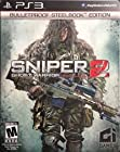 Sniper 2 Ghost Warrior Bulletproof Steelbook Edition PS3