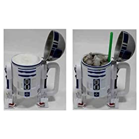 Disney Star Wars R2-D2 Plastic Drink Stein Mug - Disney Parks Exclusive & Limited Availability - R2D2