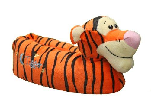 Cheap Walt Disney Winnie the Pooh Tigger Slippers Uni-Sex (B001W9IOSI)