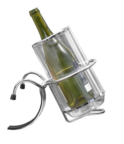 Table Mounted Holder For Wine Coolers