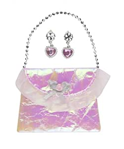 Princesss Purse and Ear Ring Set