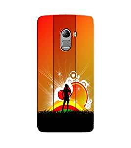 Citydreamz Back Cover For Lenovo K4 Note