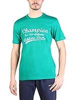 Champion Camiseta Manga Corta (Verde)