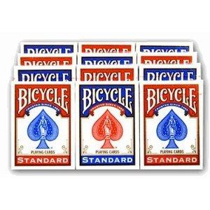bicycle-rider-back-poker-playing-cards-1-dozen-12-decks-radfahrer-zuruck-poker-spielkarten-ein-dutze