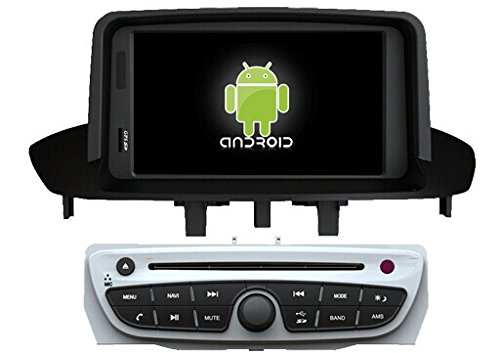 LIKECAR-7-Zoll-Kapazitive-Quad-Core-Android-44-Touch-Screen-Multimedia-DVD-Sat-Navi-GPS-Navigationssystem-Autoradio-For-Renault-Megane-III-3-Fluence-A9-16GHz-Audio-Video-Stereo-Dual-Zone-Blueooth-OBD-