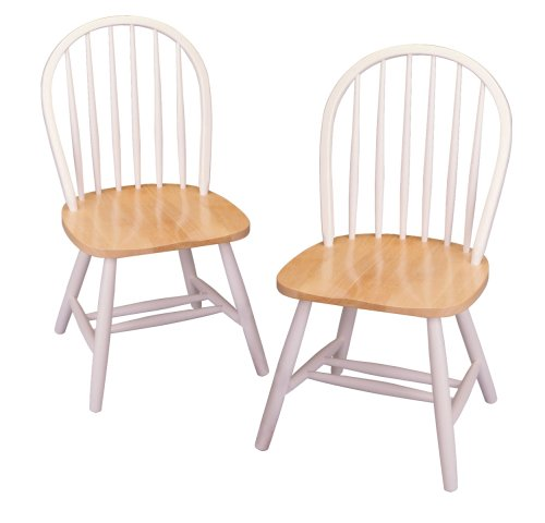 Solid Maple Kitchen Chairs