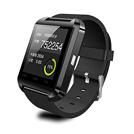 Sencillo reloj Smartwatch U8 compatible con iphone