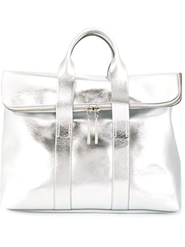 phillip-lim-womens-ah150306mnp-silver-leather-tote