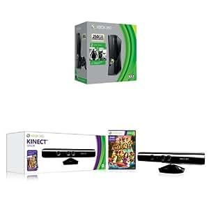 Xbox 360 250GB Spring Value Bundle with Kinect Sensor