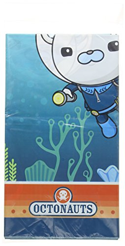 Nappe de table en plastique Octonauts Party Adventure