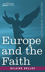 "Cover of ""Europe and the Faith"""