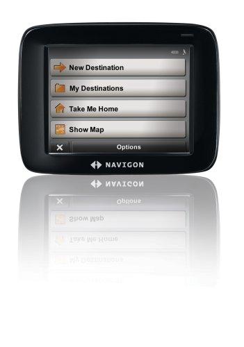 Navigon 2120 3.5-Inch Portable GPS Navigator