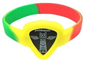 Pickbandz Bracelet Reggae Small - Guitar Pick Holder Bracelet