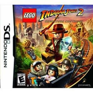 NEW Lego Indiana Jones 2 DS (Videogame Software)