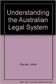 understanding the australian legal system pdf