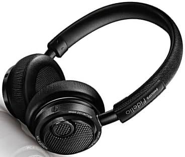 フィリップス Bluetooth対応ダイナミック密閉型ヘッドホン(ブラック)Fidelio M2BT