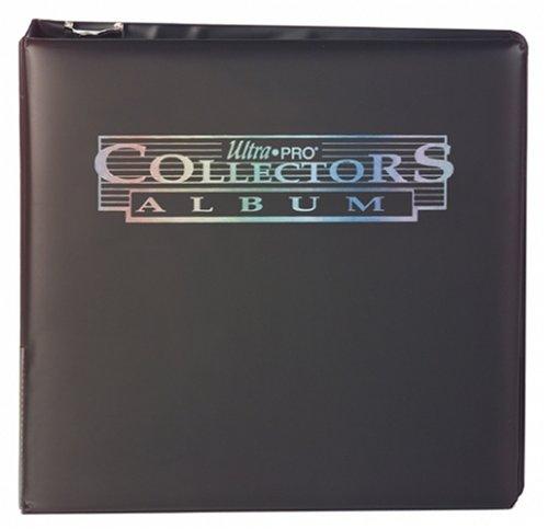 Ultra Pro 81406 - Álbum para tarjetas, color negro