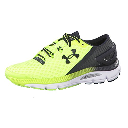 Under Armour Uomo Ua Speedform Gemini 2 scarpe sportive giallo Size: EU 44 (US 10)