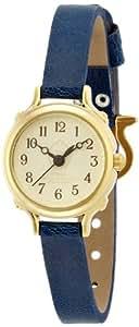 [フィールドワーク]Fieldwork 腕時計 ベネルディ アナログ表示 ネイビー ST099-2 レディース
