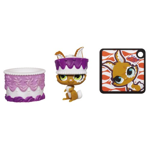 Littlest Pet Shop Hide 'N Sweet Bunny Pet - 1