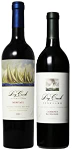 Dry Creek Vineyard Red Wines Mixed Pack, 2 x 750 mL from Dry Creek Vineyard