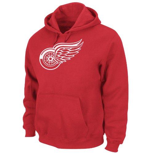 NHL Detroit Red Wings Heat Seal Long Sleeve Hooded