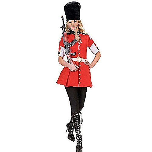 [Royal Guard Costume Small for 19th 20th Century Fancy Dress by WIDMANN] (Royal Guards Costume)