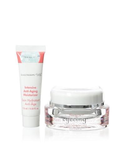 Freeze 24-7 Eyecing Fatigue Fighting Eye Cream,18 ml / 0.60 fl. oz & moisturizer 7.5 ml /0.25 fl oz