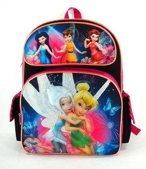 Backpack - Disney - Tinker Bell - Pixie Dust Black
