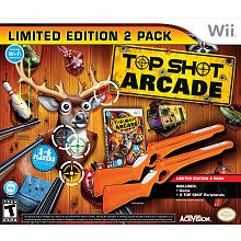 Top Shot Arcade - Limited edition 2 Pack