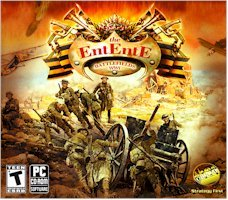 BRAND NEW Strategy First Entente Wwi Battlefields OS Windows Xp Vista 7 Realistic Visual Effects