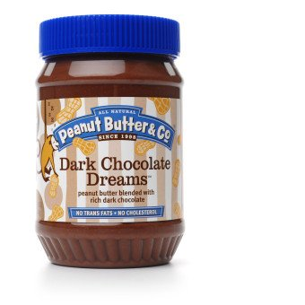 Peanut Butter & Dark Chocolate Spread