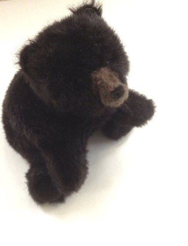 Furry Folks Wildlife Animals Bear Puppet - 1
