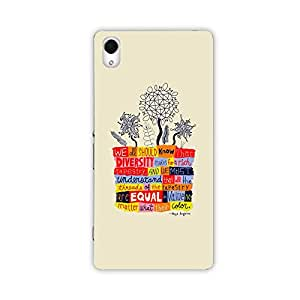 The Palaash Mobile Back Cover for Sony Xperia Z2