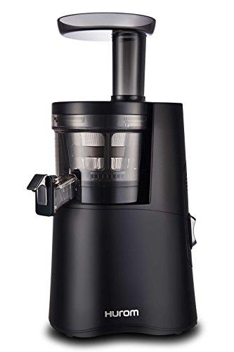 Discover Bargain Hurom H-AA Slow Juicer, Matte Black