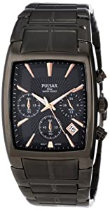 Pulsar Men's PT3121 Classic Chronograph Watch