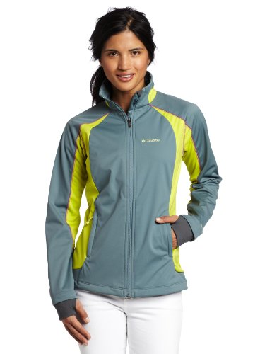 Columbia Damen Softshell-Jacke Tectonic Access, metal, S, WL6702
