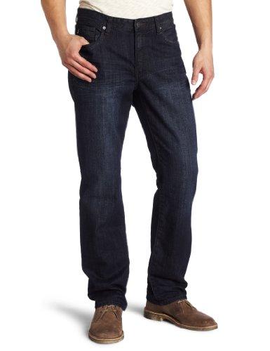 Kenneth Cole Men's Slim Fit Jean, Indigo, 33x32